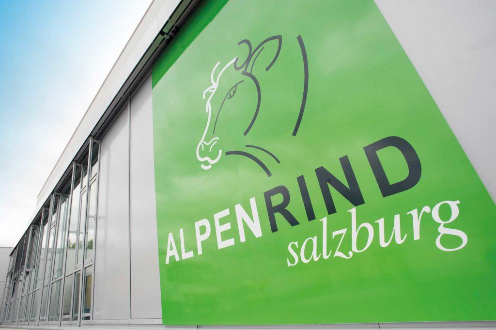 Alpenrind Betriebsgebäude - Standort Salzburg