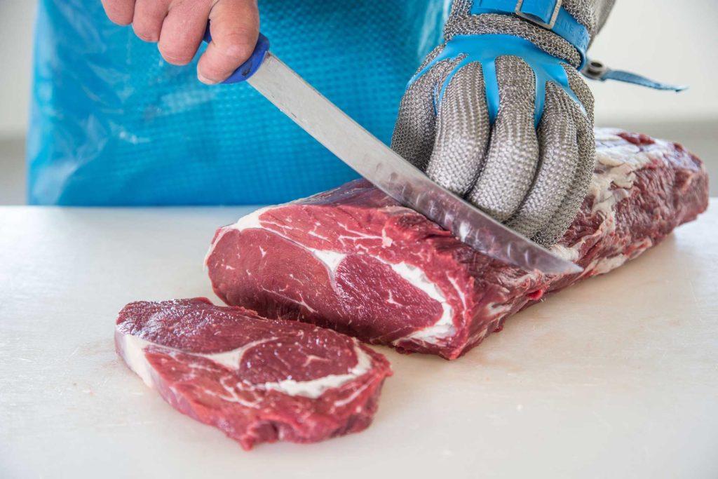 Fleisch mit hoher Qualität - Rostbraten